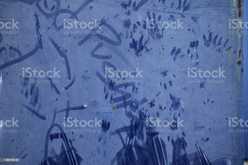 The Prints royalty-free stock photo