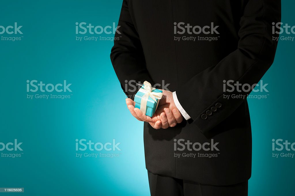 The proposal stock photo