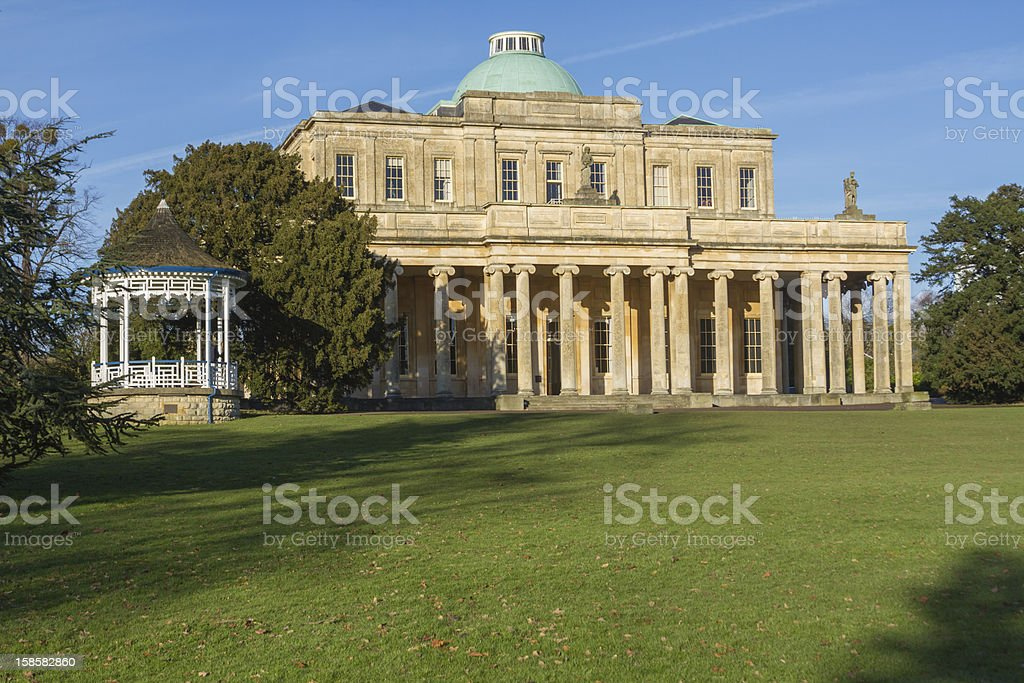 The Pump rooms stock photo
