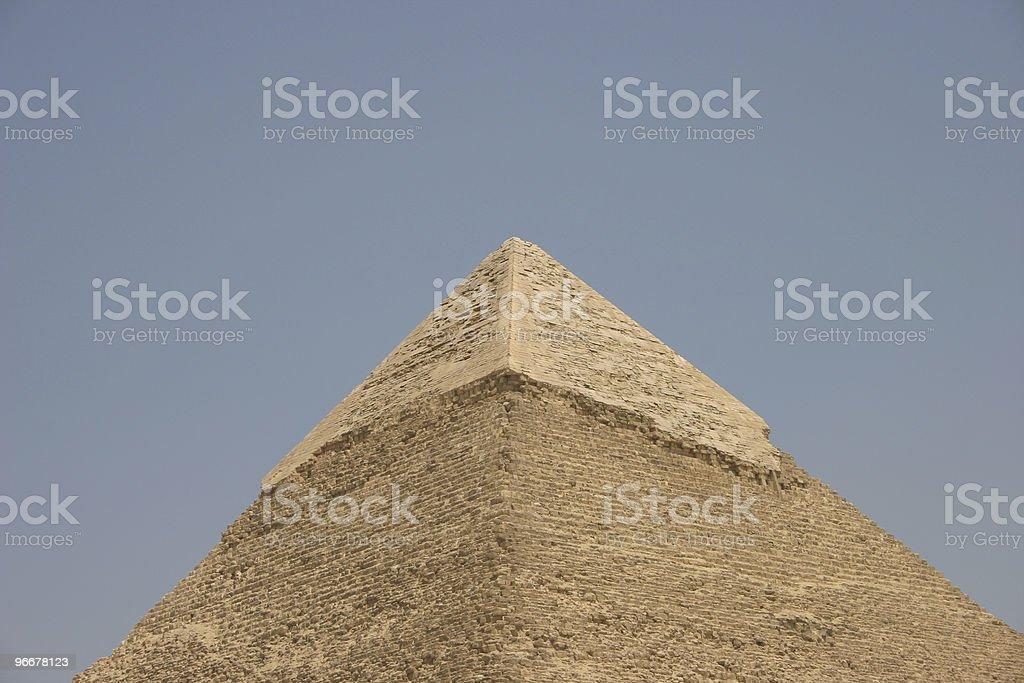 The Pyramids 8 stock photo
