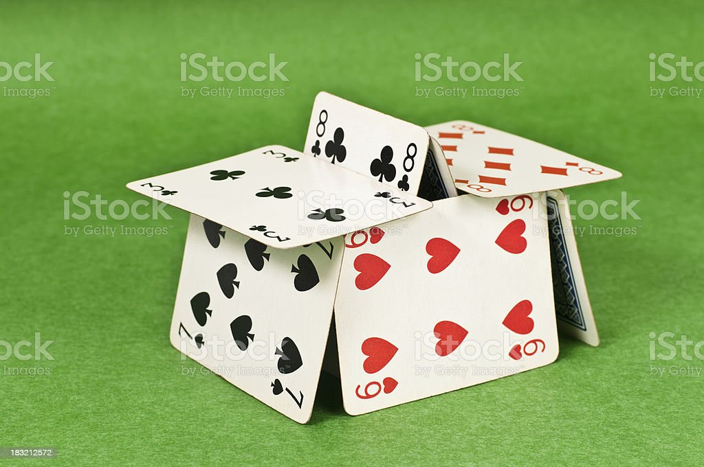 the real estate business game stock photo