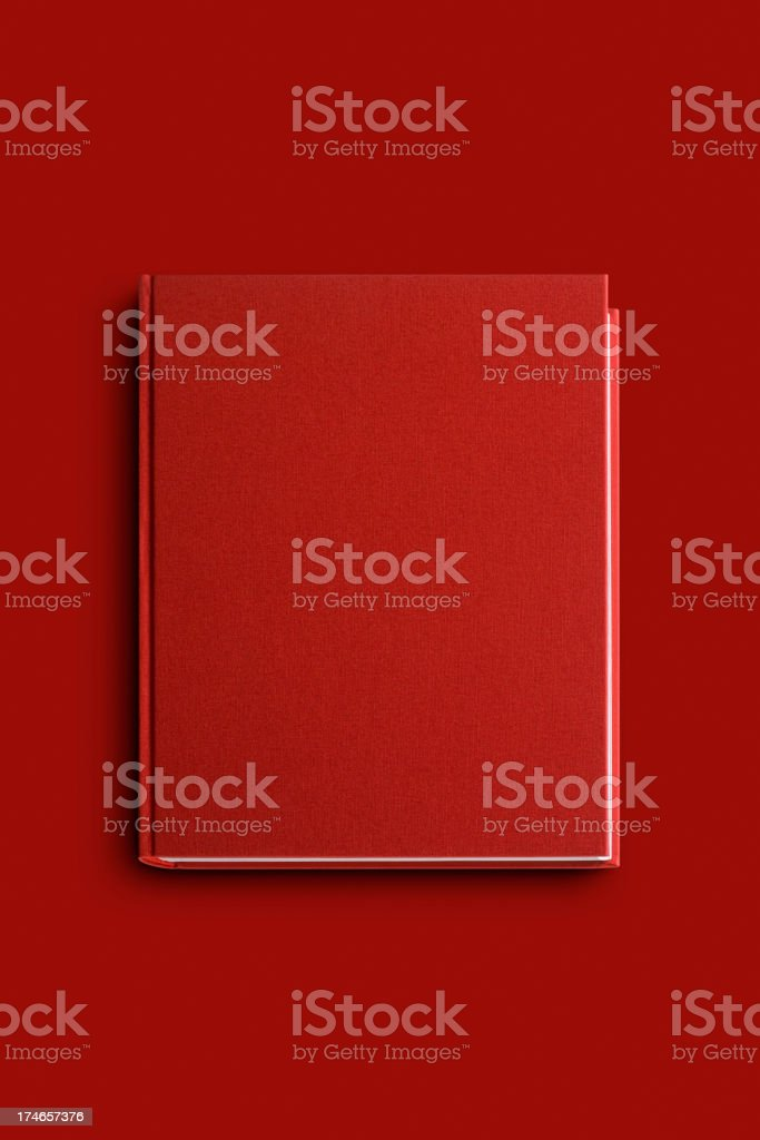 The red book royalty-free stock photo