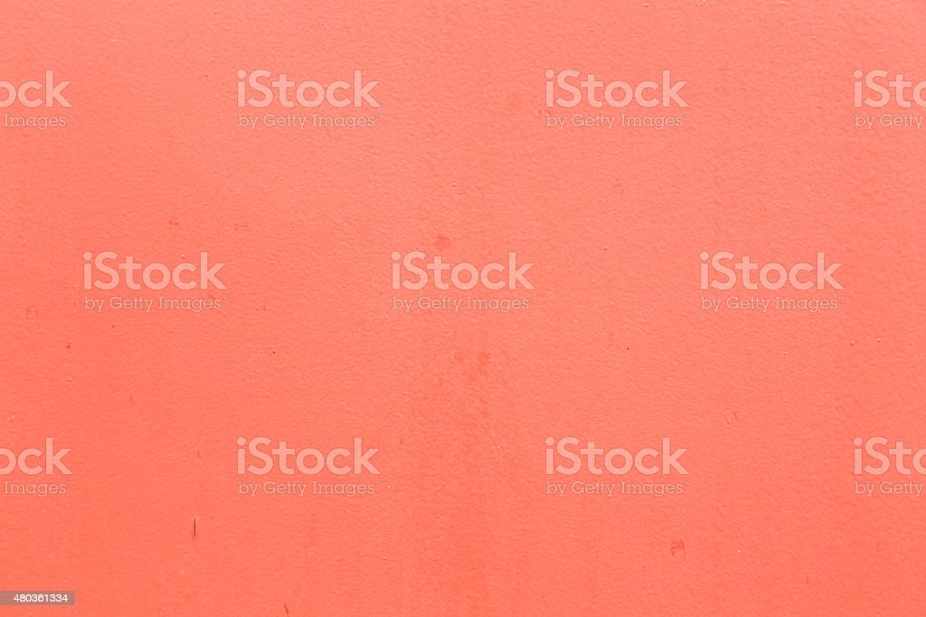 The red wall fine grained background royalty-free stock photo