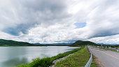 The reservoir at Ban Yang Chum