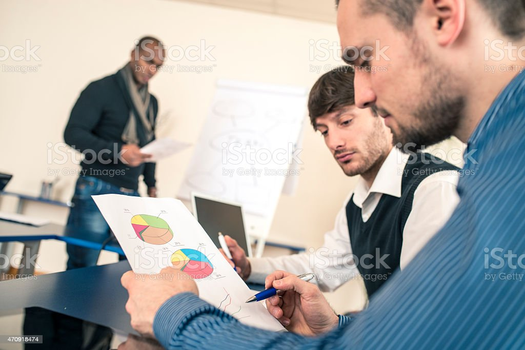 The Results are Not so Good! stock photo