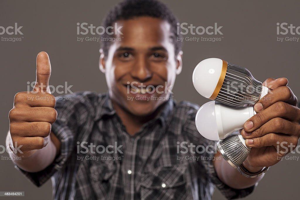 The Right Choice stock photo