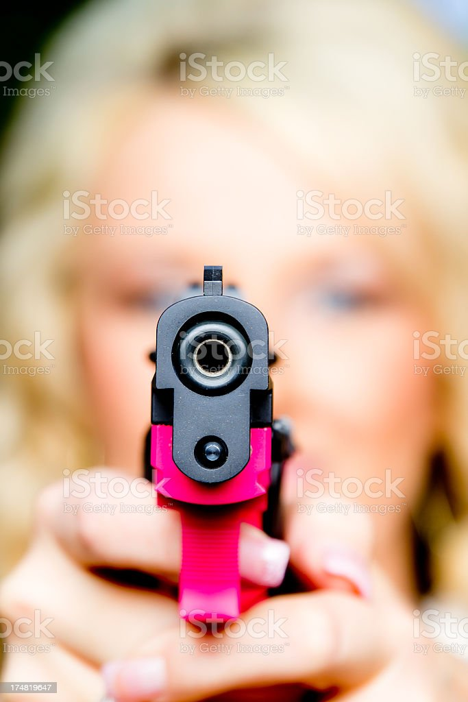 The Right to Keep and bear arms stock photo