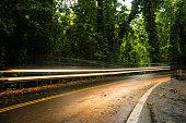 The road to Hana on Maui, Hawaii
