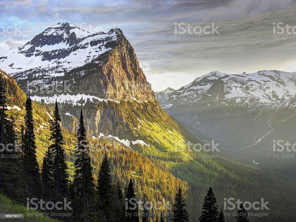 The Rock stock photo
