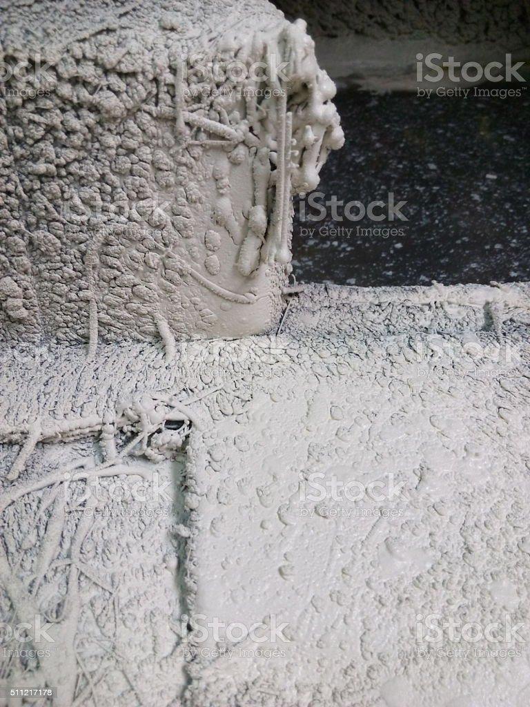 The room Spraying stock photo