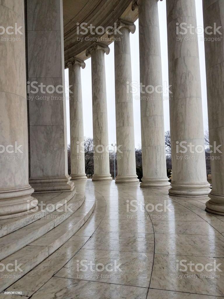 The Rotunda stock photo