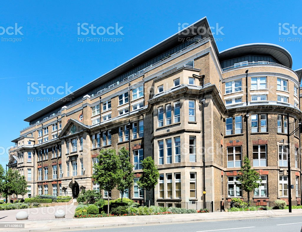 The Royal Arsenal, Woolwich stock photo