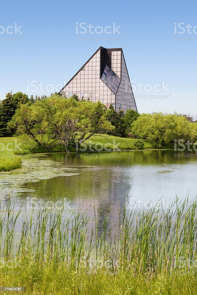 The Royal Canadian Mint stock photo