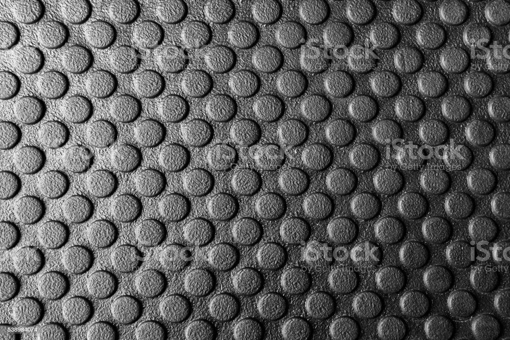 The rubber mats,the rubber mats stock photo
