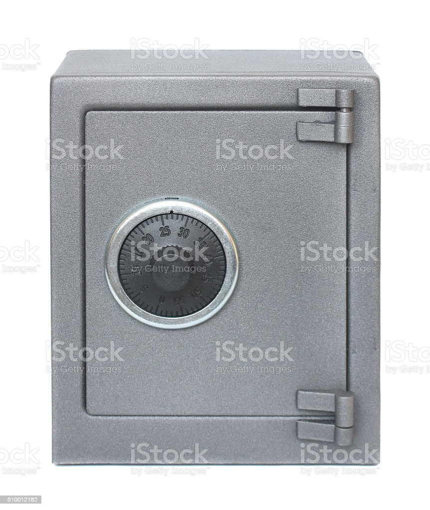 The safe. stock photo