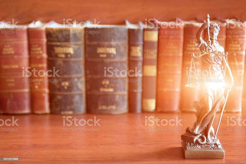 the scales of justice stock photo