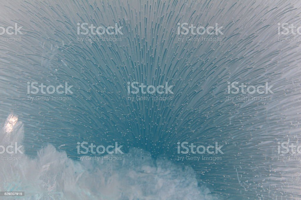 The Scattering Of Souls stock photo