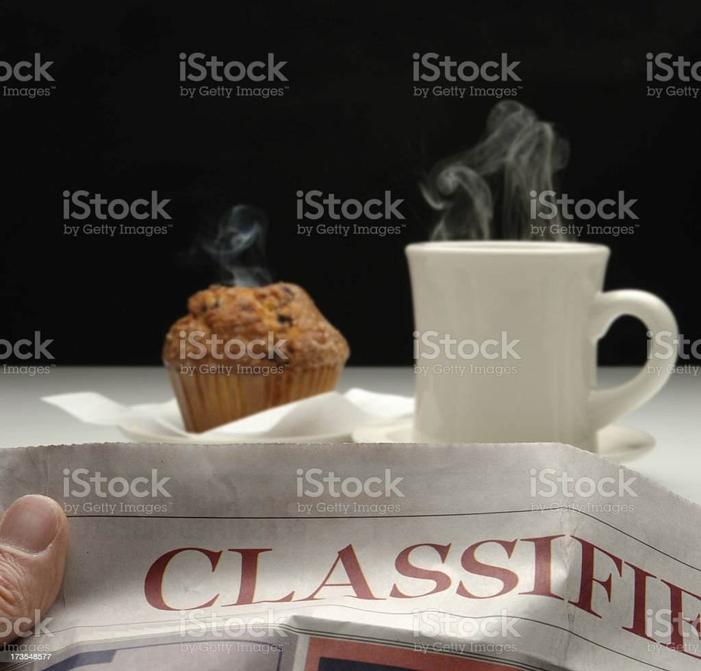 The Search royalty-free stock photo