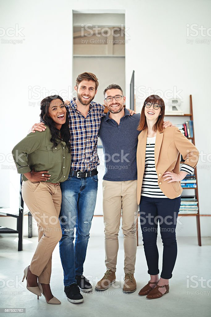 The secret is knowing something that nobody else knows stock photo