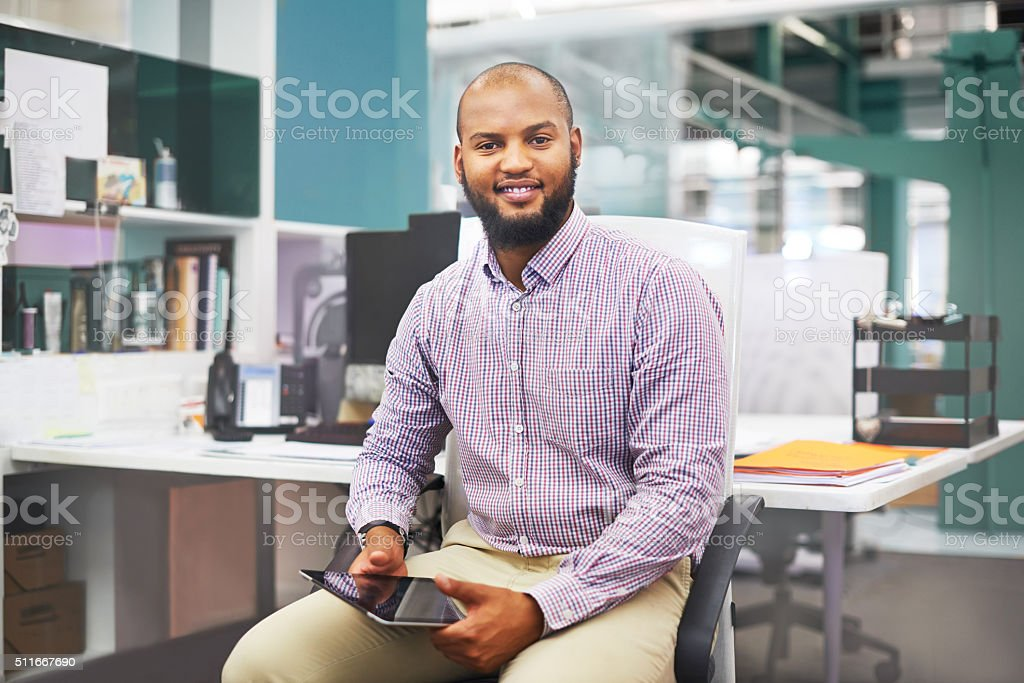 The secret to a successful startup is 4g technology stock photo