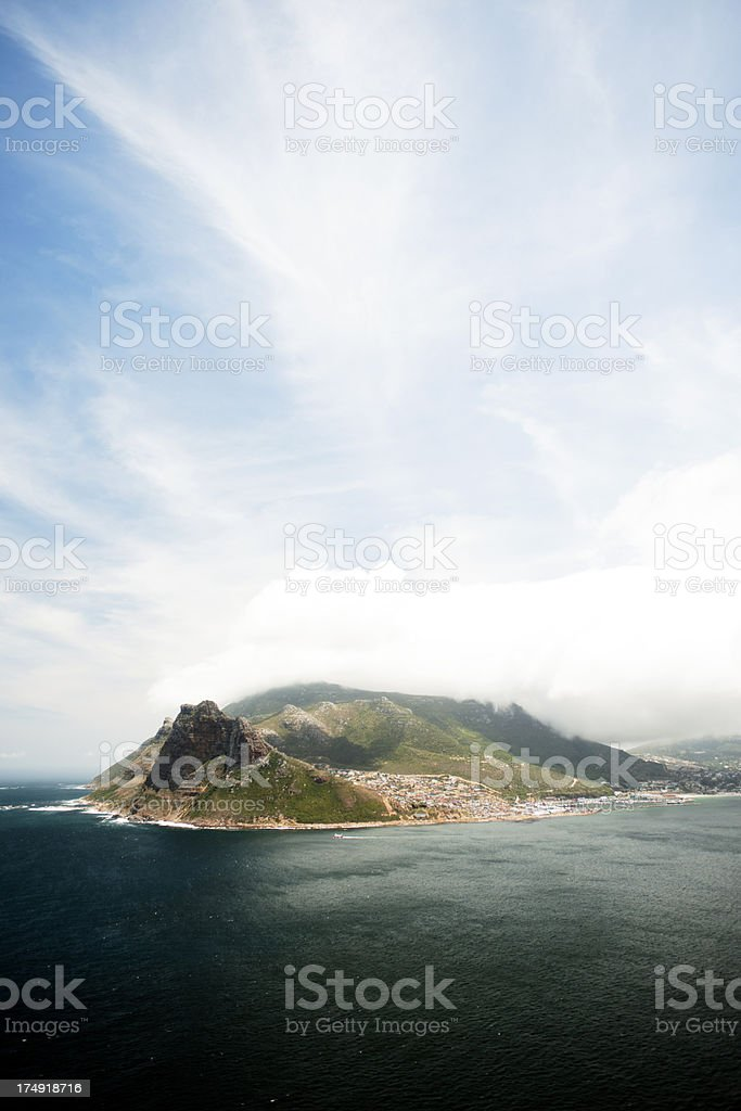 The Sentinel royalty-free stock photo