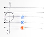 The series of chord diagram, Em