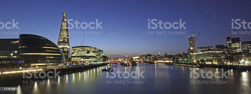 The Shard Skyscraper royalty-free stock photo