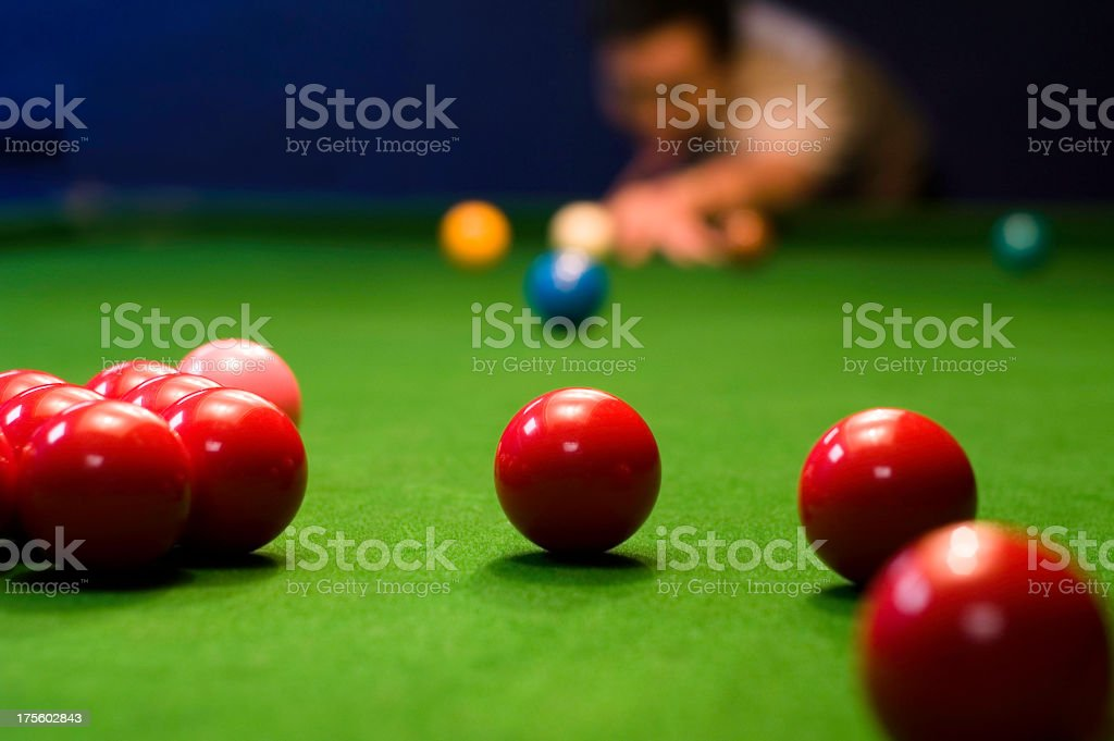 The Shot! stock photo