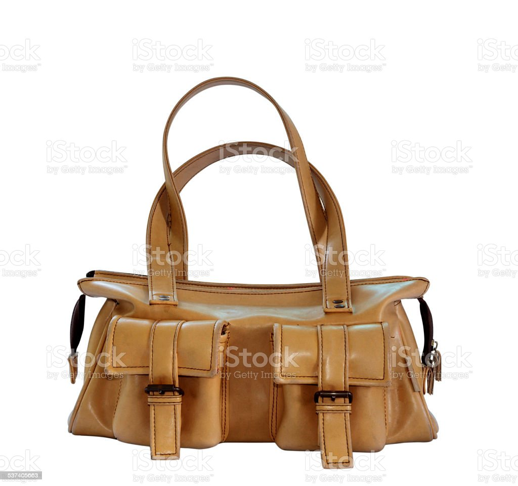 The single bag women for accessories. stock photo