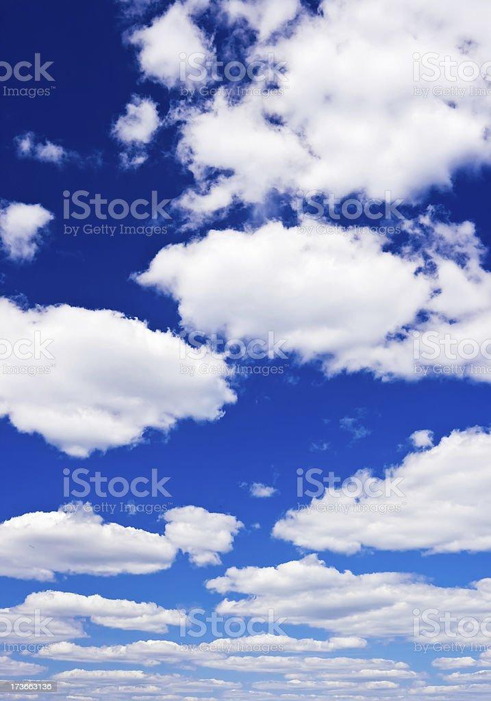 The sky royalty-free stock photo