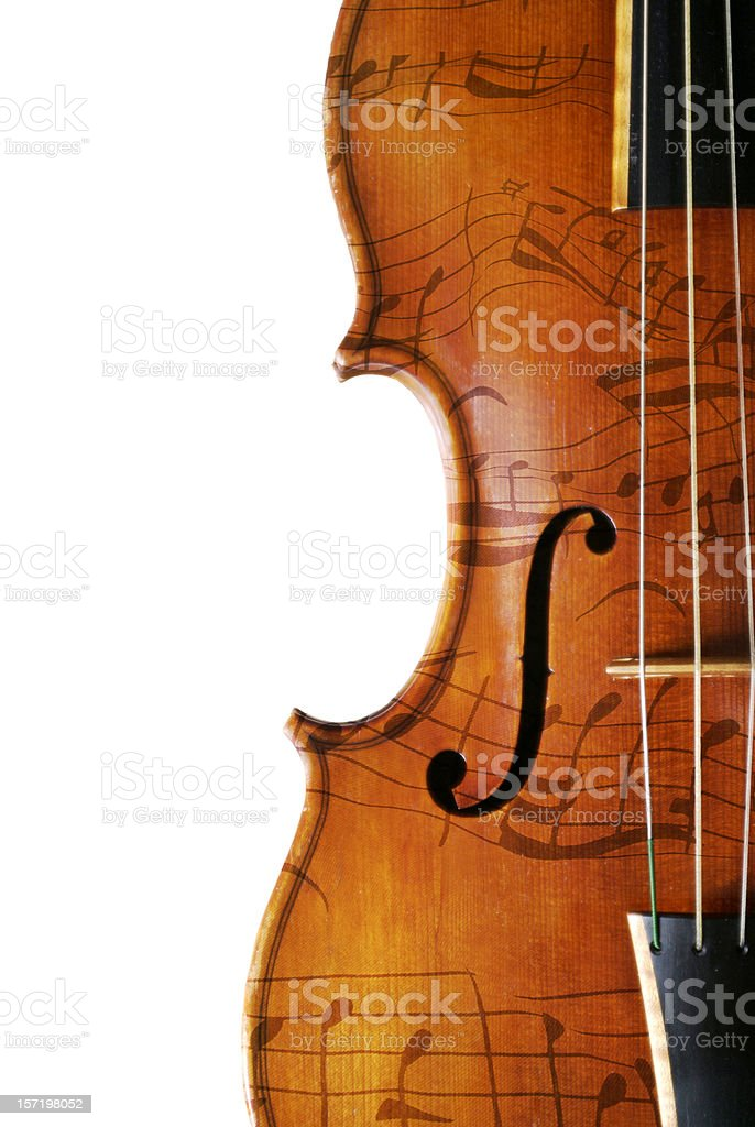 The Sound of Music royalty-free stock photo