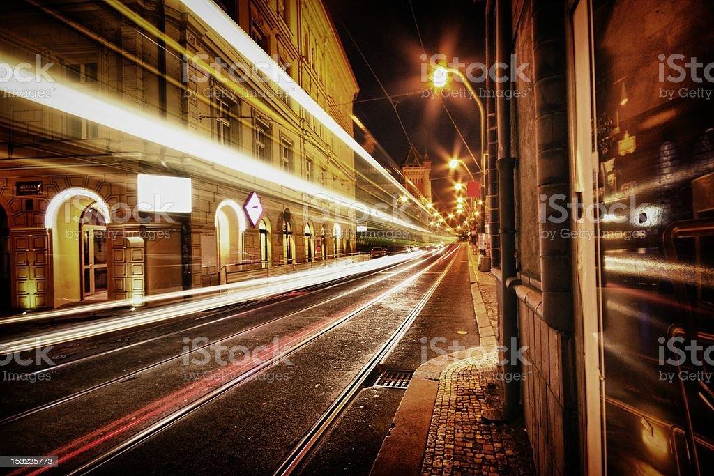 The Speed of Light stock photo