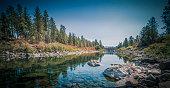 The Spokane River Centennial Trail