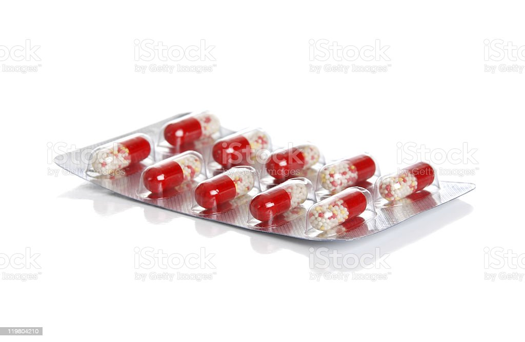The standard of tablets stock photo