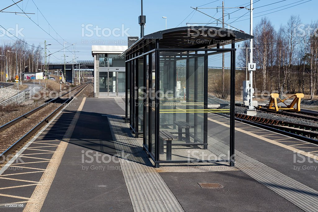 The station royalty-free stock photo