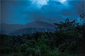 The Storm Settles; Auyantepuy.