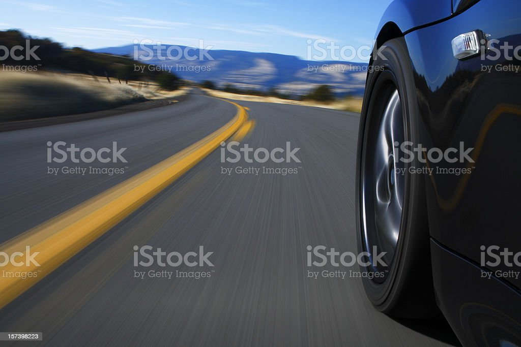 The Straight stock photo