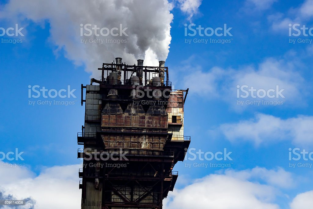 the structure of industrial purpose stock photo