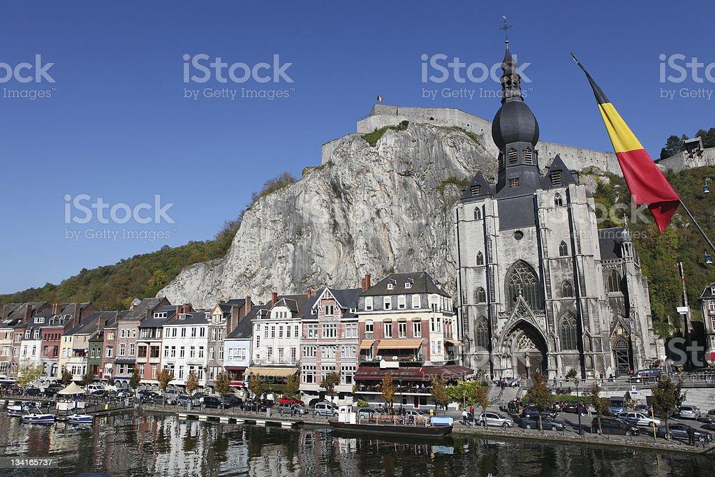 The stunning Digant in Belgium stock photo