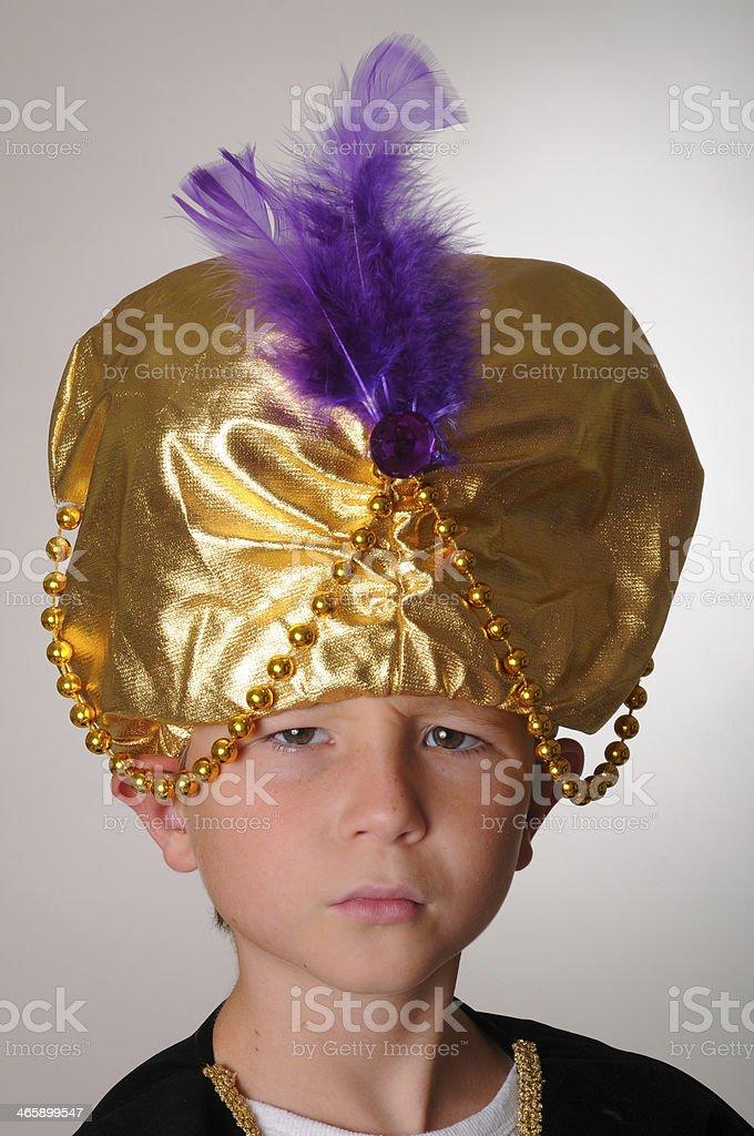 The Sultan stock photo