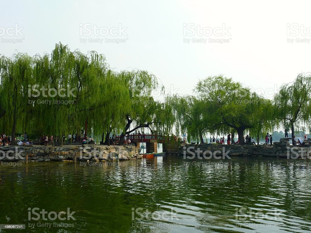 The Summer Palace_Beijing royalty-free stock photo