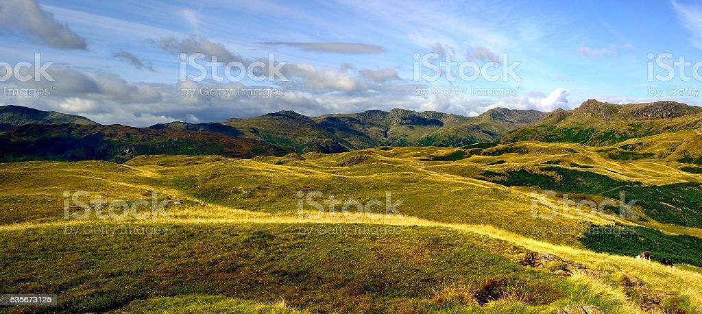 The Summits stock photo
