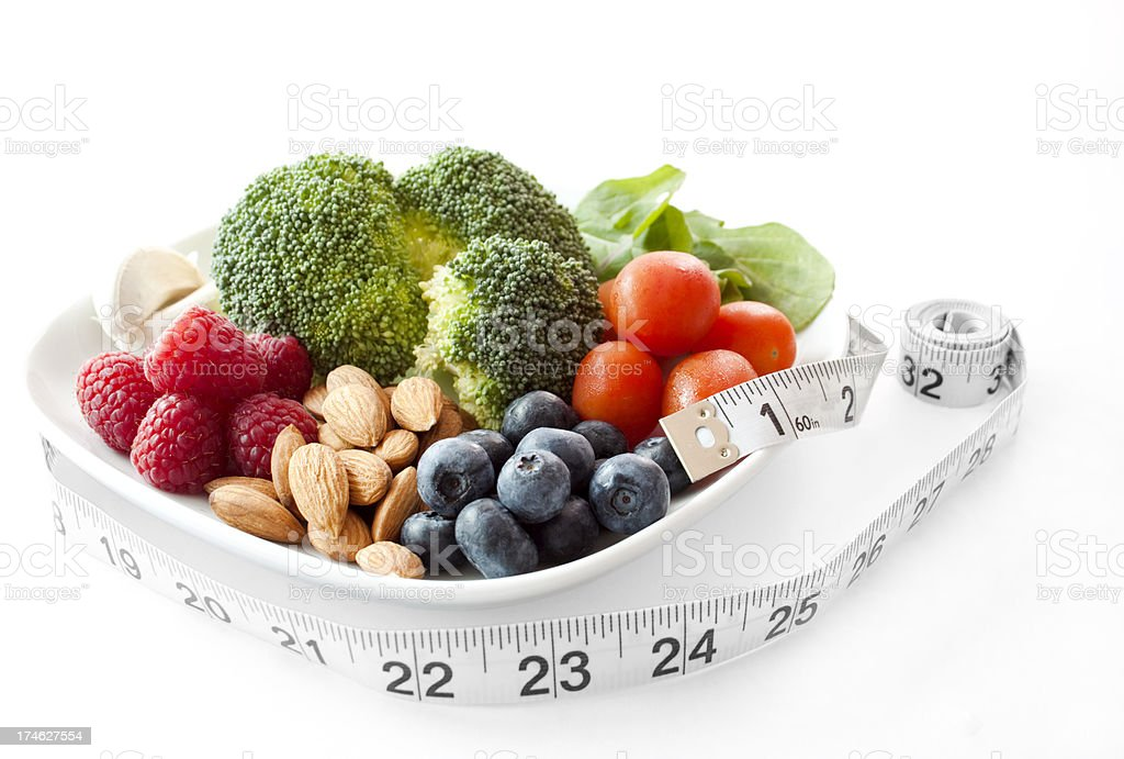 The Super food Diet royalty-free stock photo