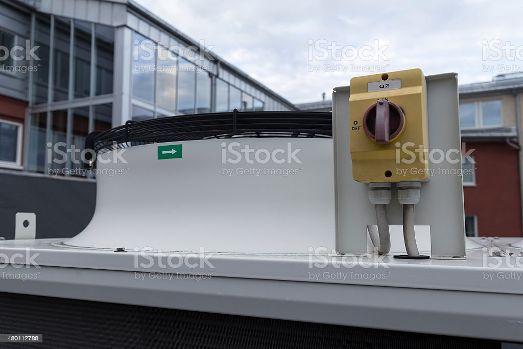 The switch royalty-free stock photo