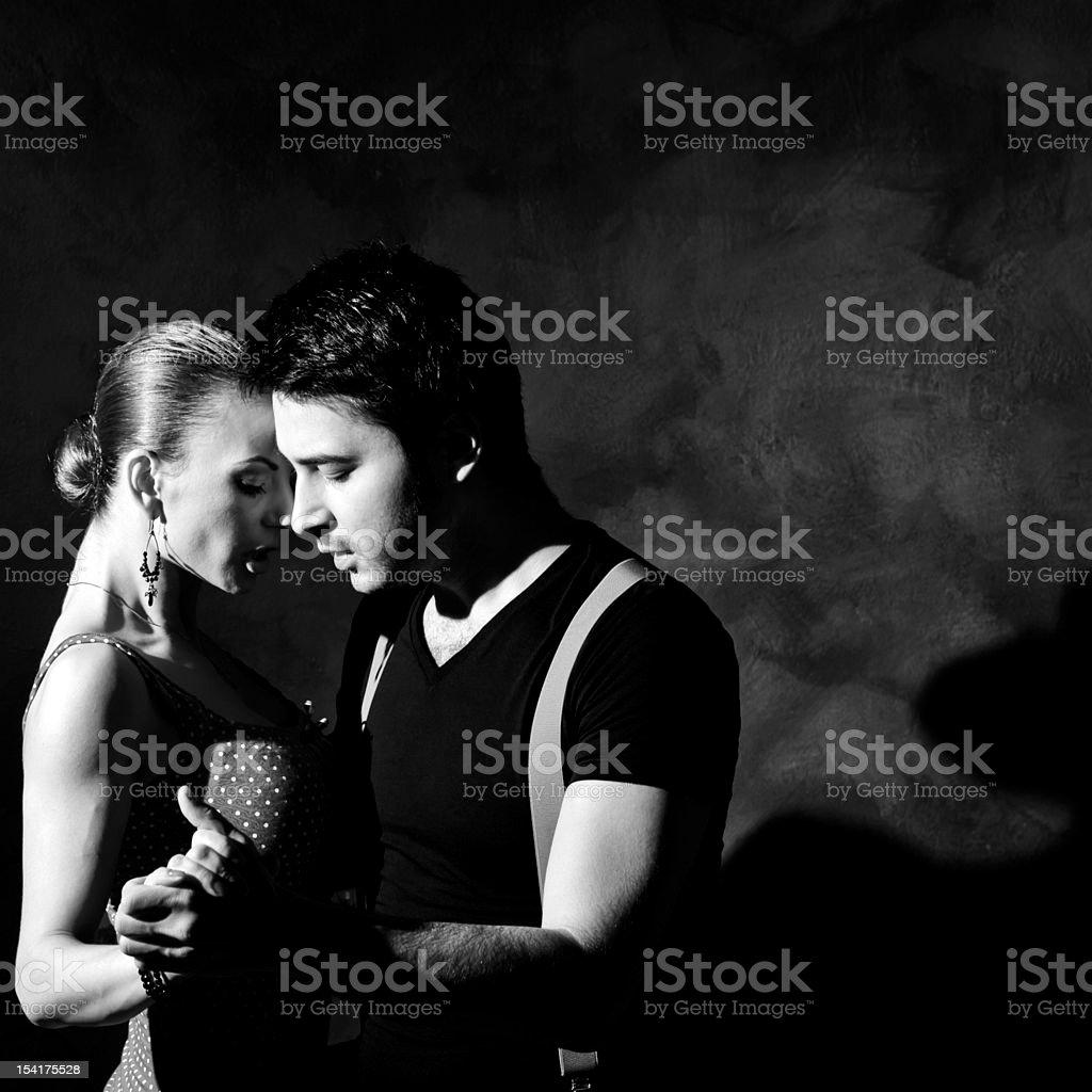 The Tango stock photo