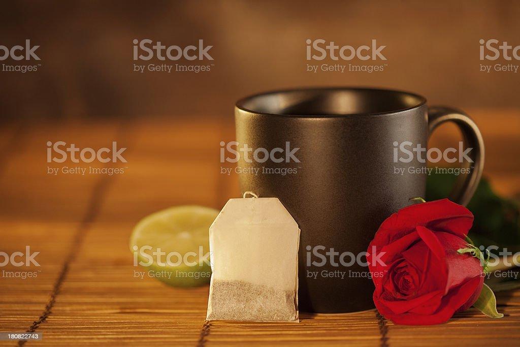 The Tea royalty-free stock photo