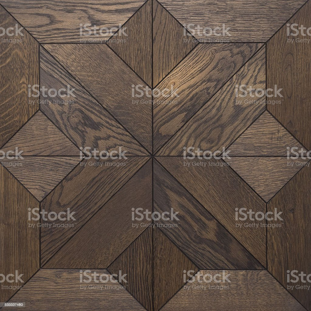 The texture of light wood, parquet stock photo
