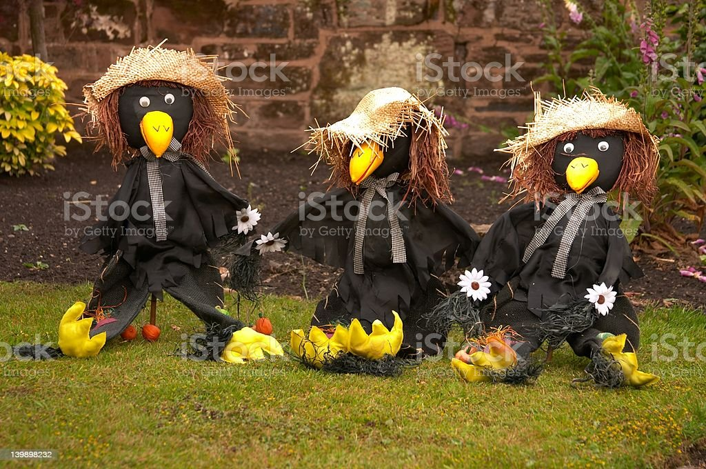The Three Amigo's stock photo