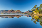 The tranquility of Derwentwater at Keswick