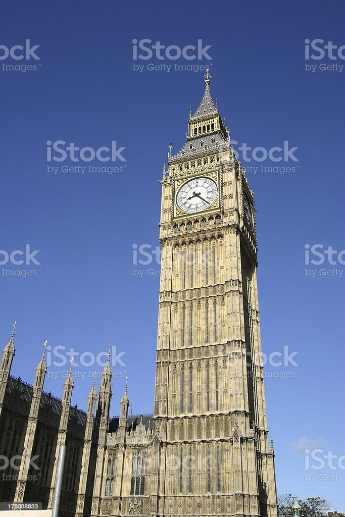 The Trip to UK royalty-free stock photo